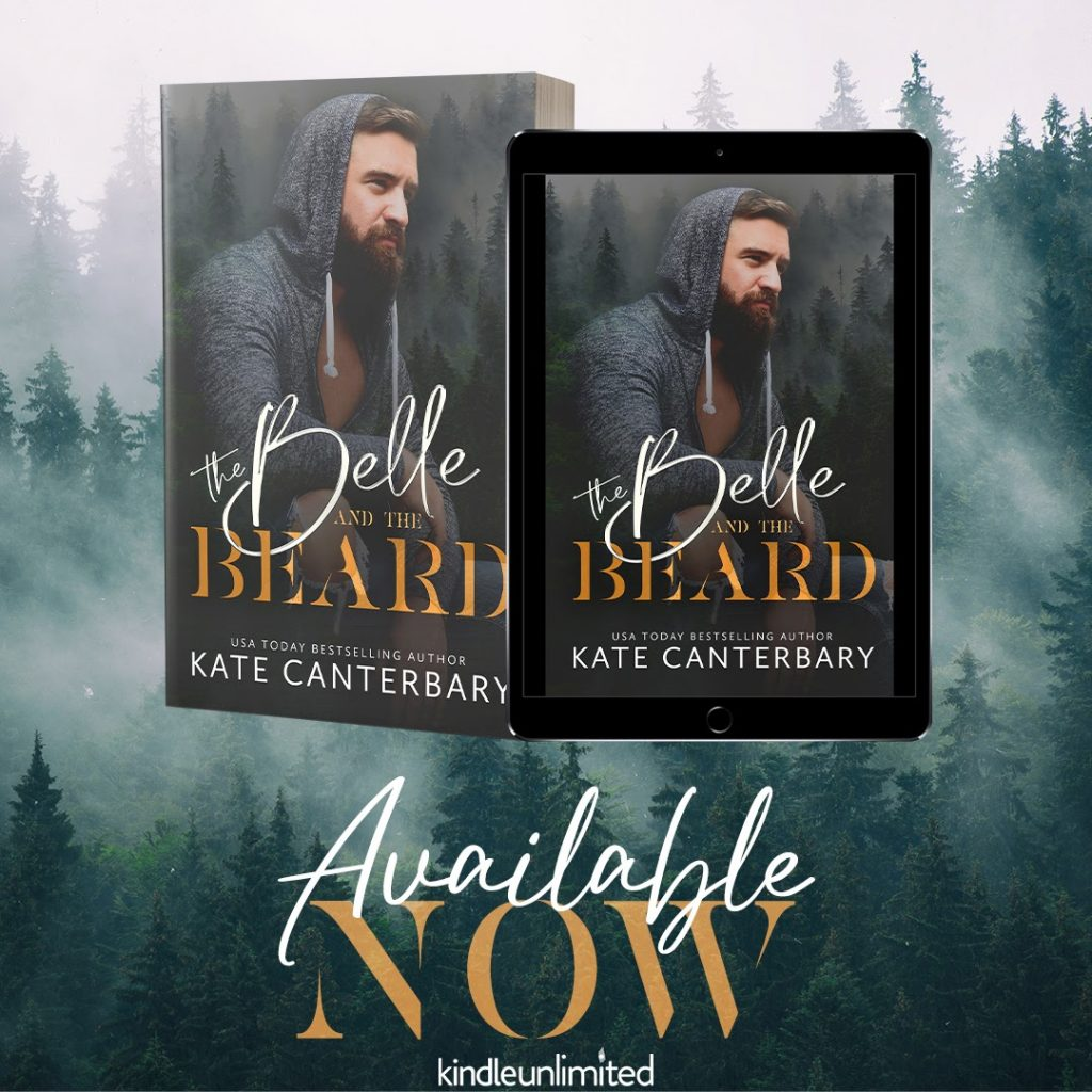 The Belle and the Beard by Kate Canterbary is live