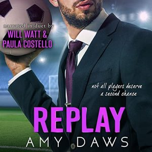 Audio Review: Replay by Amy Daws