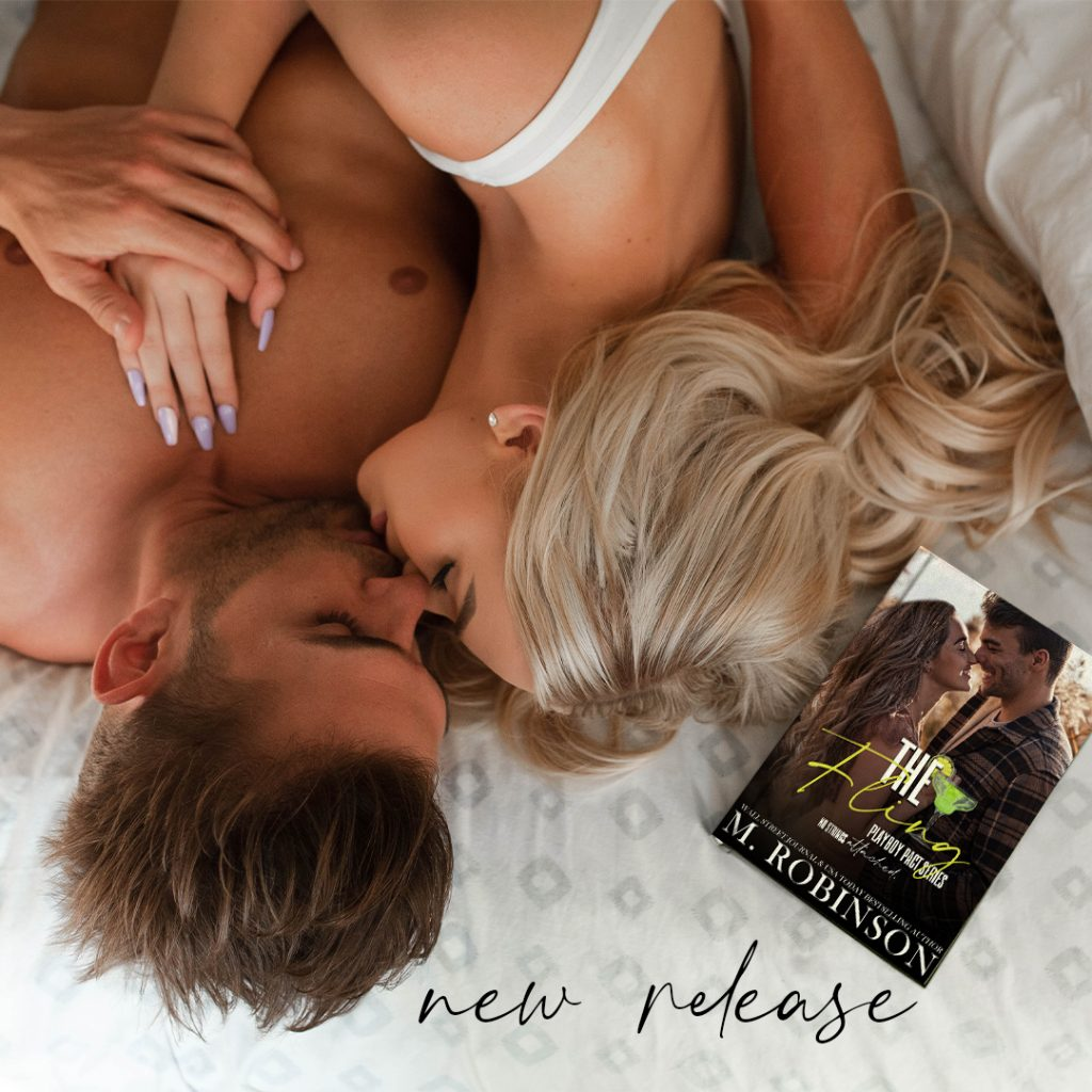 The Fling by M. Robinson is live