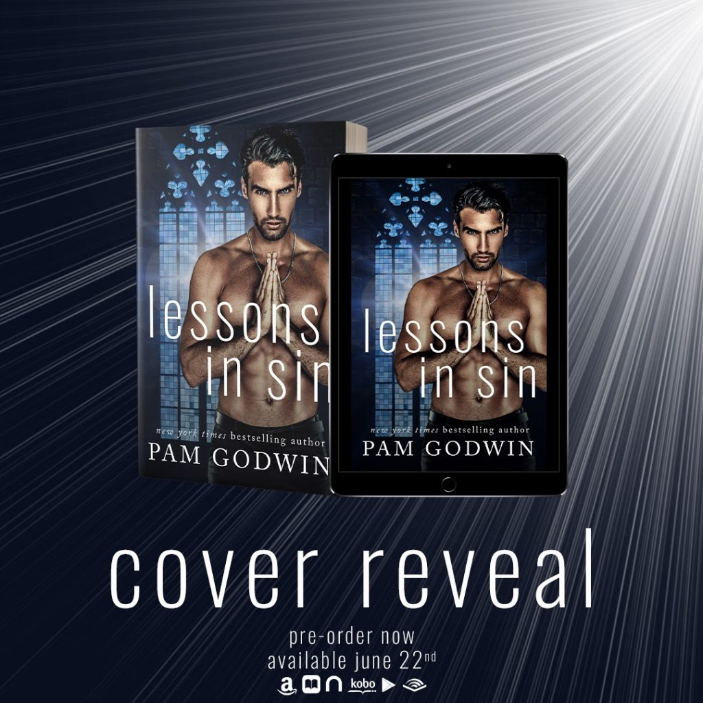 Lessons in Sin by Pam Godwin Cover Reveal