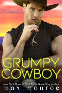 Blog Tour: Grumpy Cowboy by Max Monroe