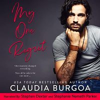 Audio Review: My One Regret by Claudia Burgoa