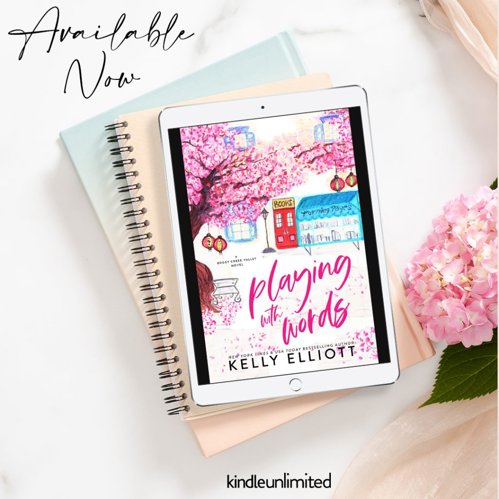 Playing With Word by Kelly Elliott is live