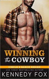 Winning the Cowboy by Kennedy Fox Release & Review