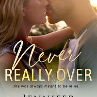 Never Really Over by Jennifer Van Wyk Release & Review